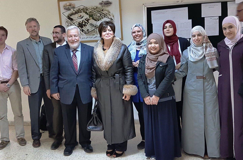 Discussion in University of Jordan, Institute of Islamic studies